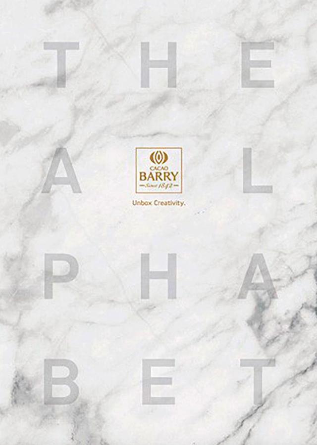 The Pastry Alphabet  Cacao Barry (スペイン) フランス語版