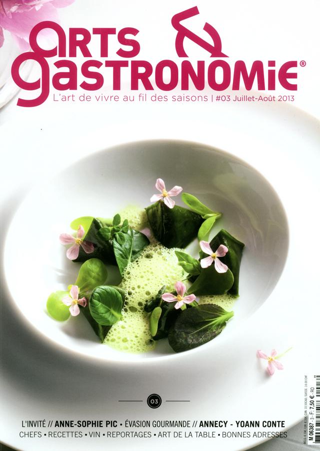 Arts & Gastronomie #3