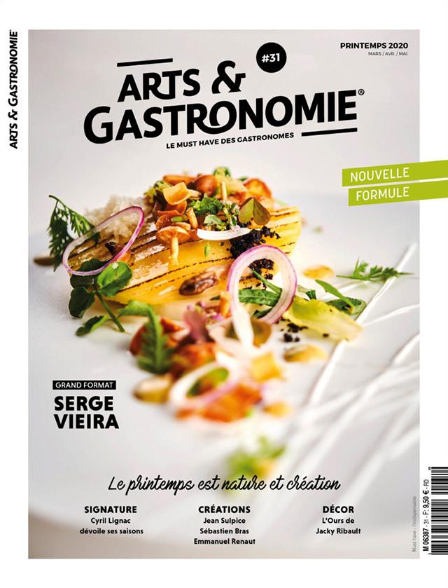 Arts & Gastronomie #31