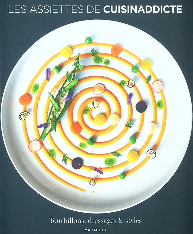 Les assiettes de Cuisinaddicte (フランス)