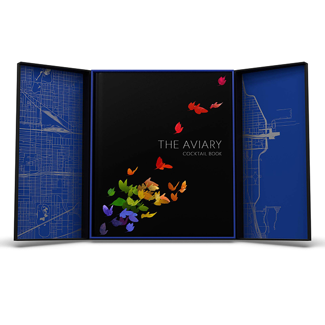 THE AVIARY COCKTAIL BOOK reserved edition (アメリカ・シカゴ)