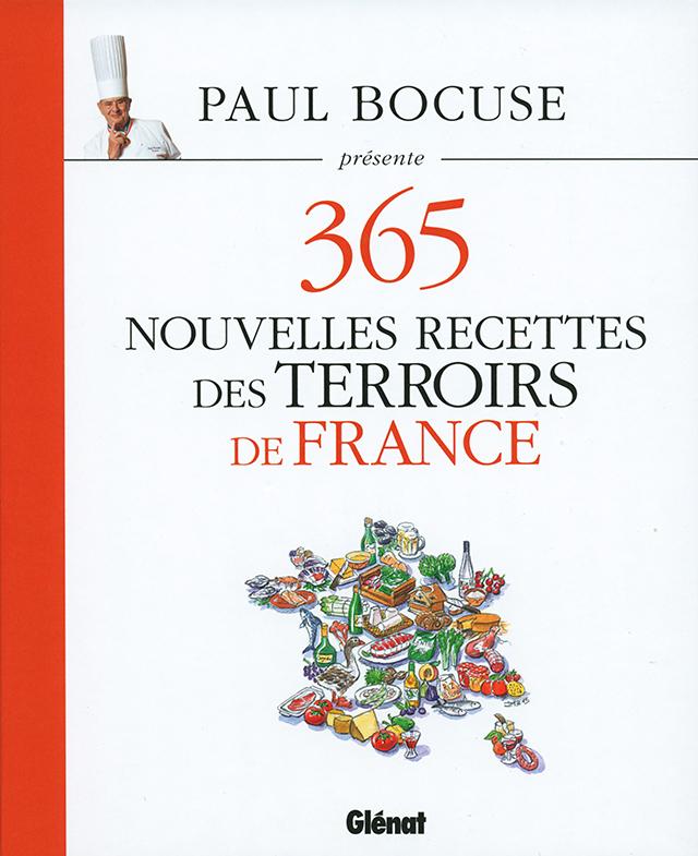 Paul Bocuse 365 RECETTES DES TERROIRS DE FRANCE TOME1 (フランス)