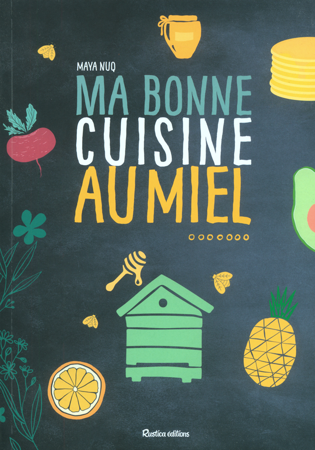 MA BONNE CUISINE AU MIEL (フランス)