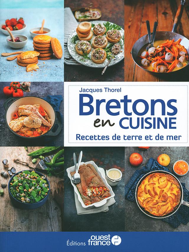 Jacques Thorel Bretons en cuisine (フランス・ブルターニュ)