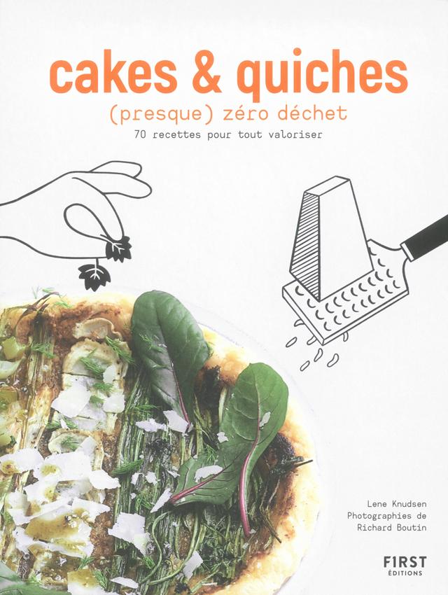 cake & quiches presque zero dechet (フランス)