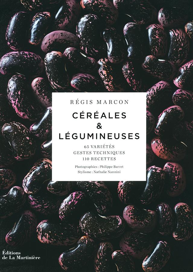REGIS MARCON  CEREALES ET LEGUMINEUSES  (フランス サンボネ・ル・フロワ)