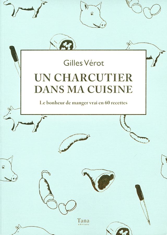 UN CHARCUTIER DANS MA CUISINE  (フランス・パリ)