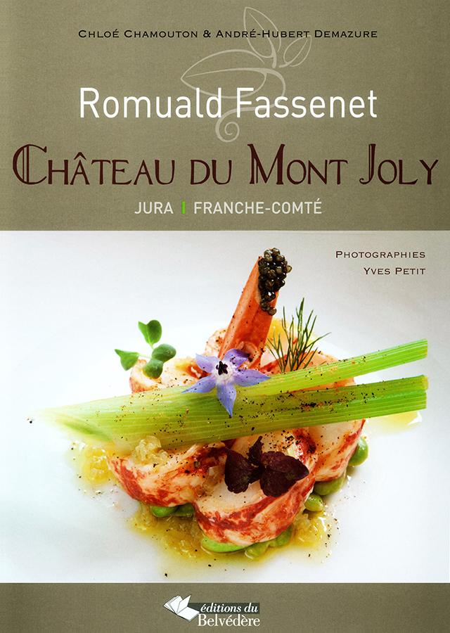CHATEAU DU MONT JOLY (フランス・ジュラ)