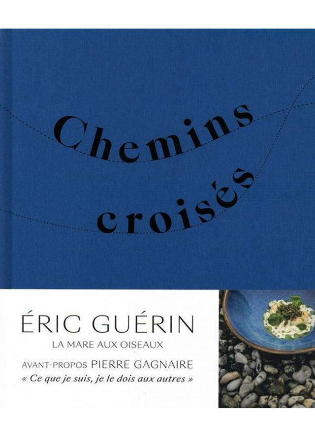 Chemin croises ERIC GUERIN  (フランス・ブルターニュ)