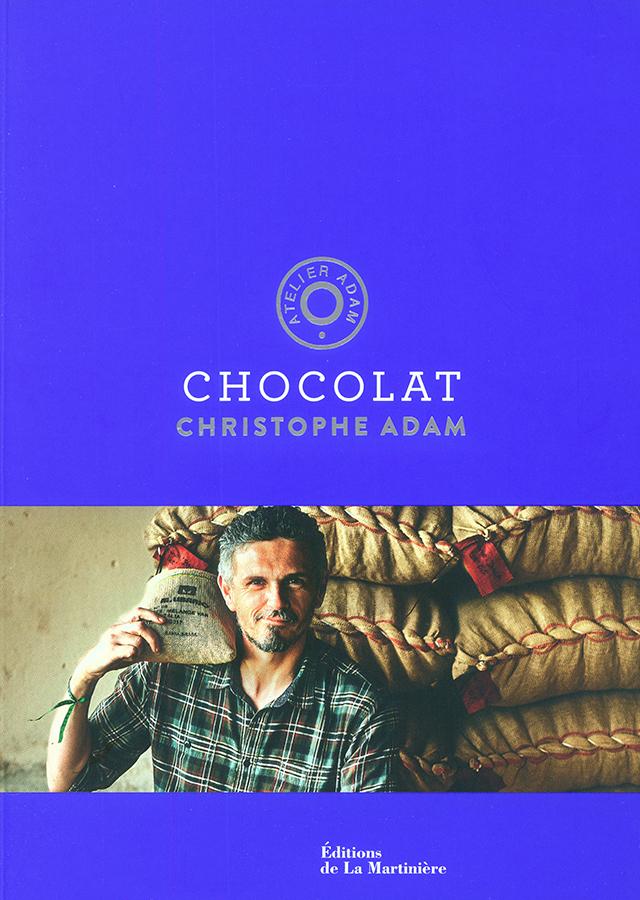 CHOCOLAT  CHRISTOPHE ADAM  (フランス・パリ)