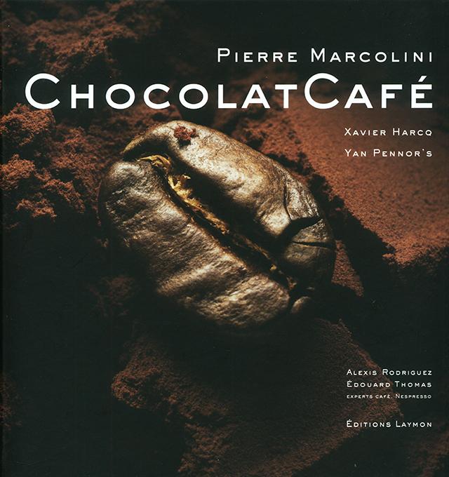 CHOCOLAT CAFE  Pierre Marcolini (ベルギー)