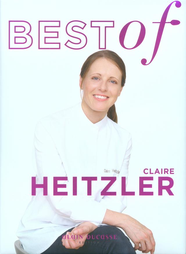 BEST OF CLAIRE HEITZLER (フランス・パリ) 絶版