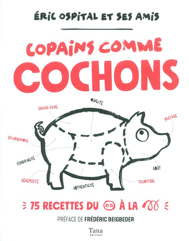 Copains comme COCHONS (フランス)