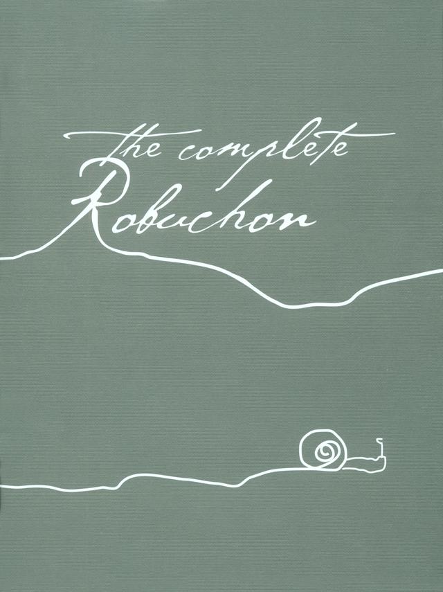 THE COMPLETE ROBUCHON  (フランス)