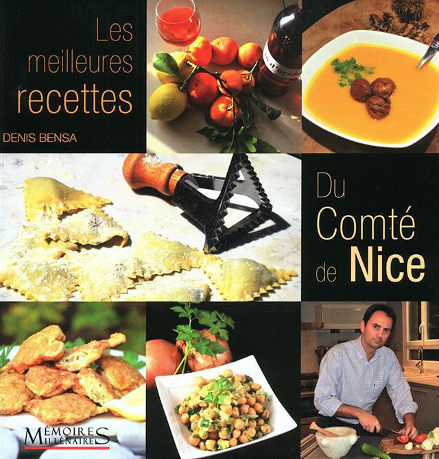 Les meilleures recettes du Comte de Nice (フランス・南仏)