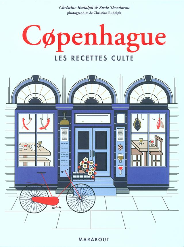 Copenhague LES RECETTES CULTE (フランス)
