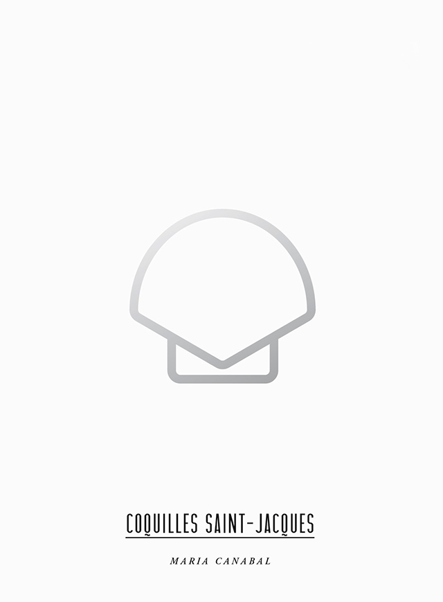 COQUILLES SAINT JACQUES (フランス)