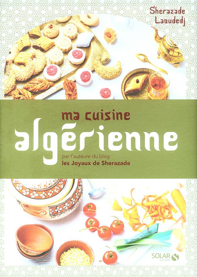 ma cuisine algerienne (アルジェリア)
