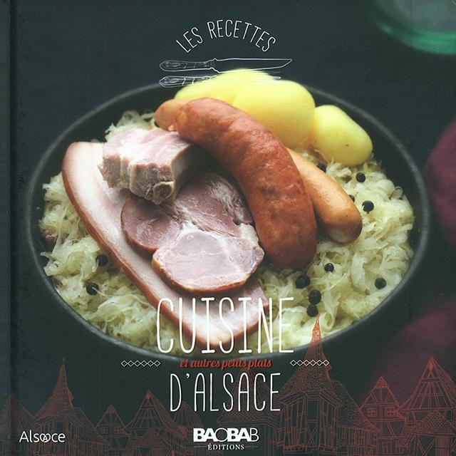 CUISINE D'ALSACE (フランス・アルザス)