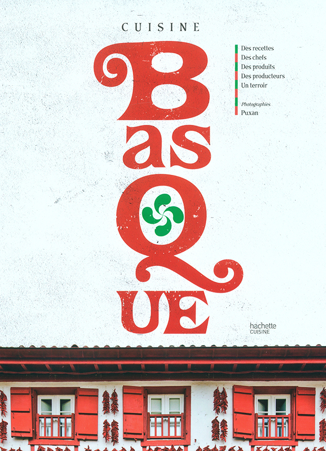 CUISINE BASQUE (フランス・バスク)
