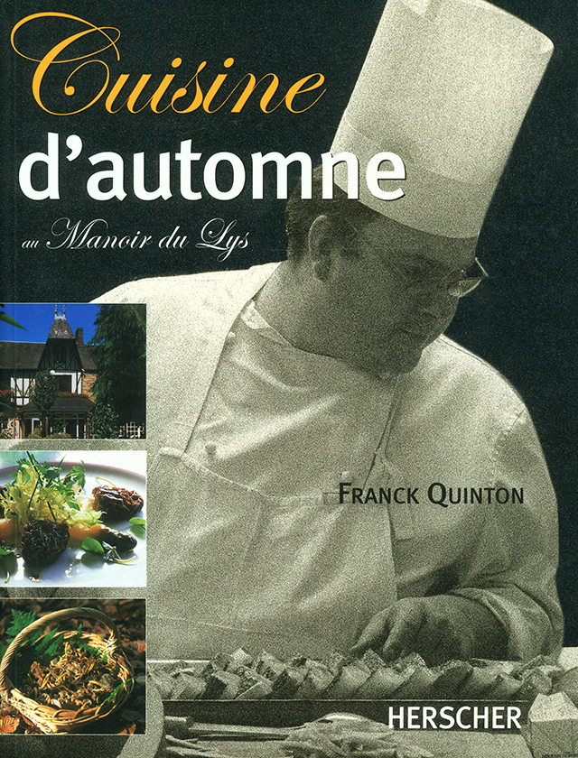 Cuisine de automne (フランス・ノルマンディー)