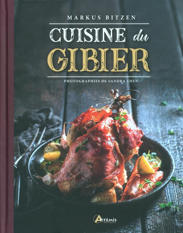 CUISINE du GIBIER MARKUS BITZEN  (ドイツ) フランス語