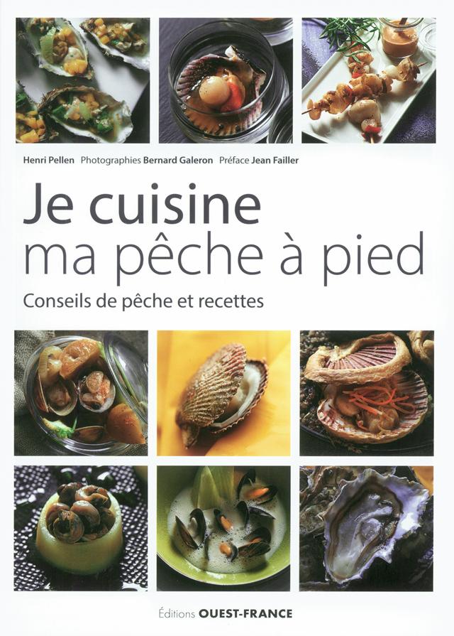 Je cuisine ma peche a pied (フランス)