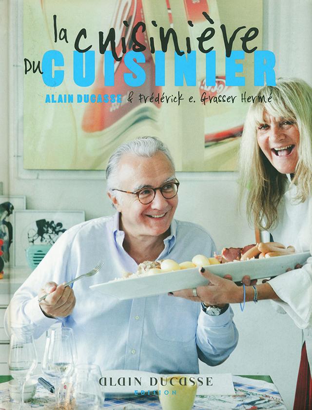 la cuisiniere du cuisinier ALAIN DUCASSE EDITION (フランス) 中古