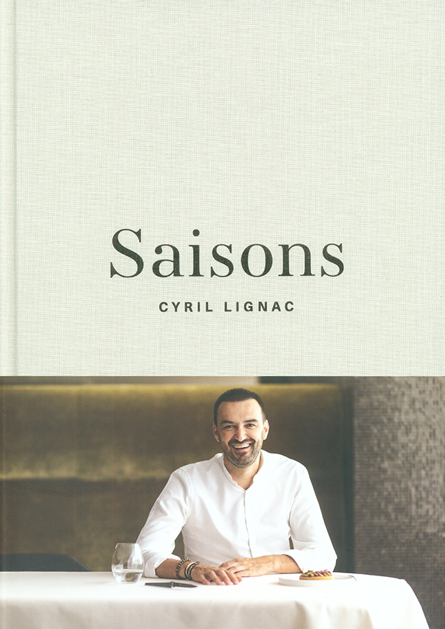 SAISONS  CYRIL LIGNAC (フランス・パリ)