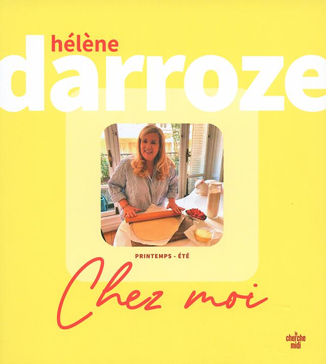 Helene Darroze  Chez moi  printemps-ete (フランス・パリ)