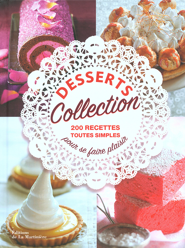 DESSERTS Collection (フランス)