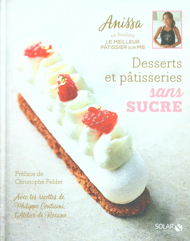 Desserts et patisseries sans sucre (フランス)