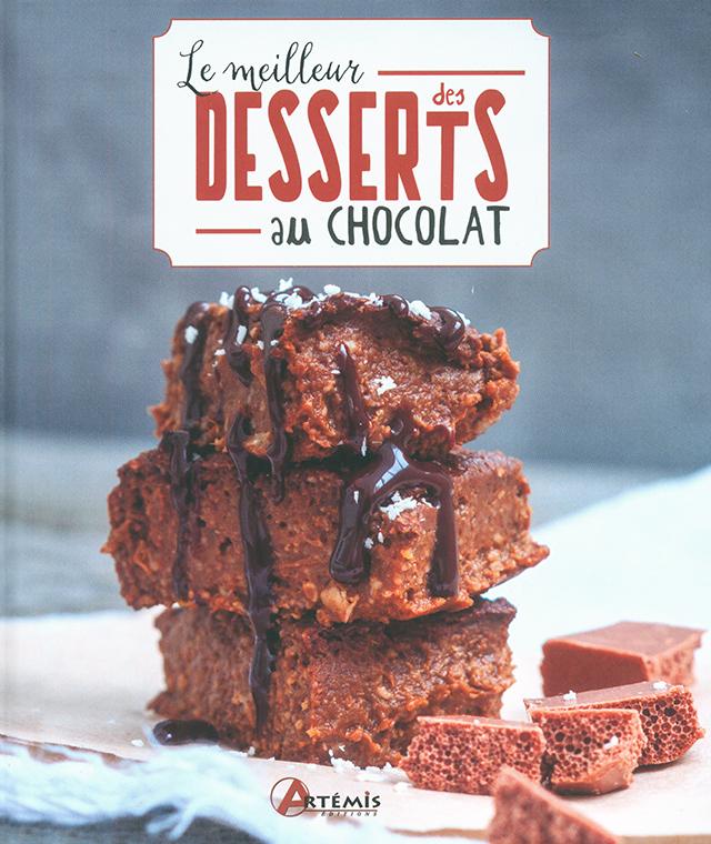 Le meilleurs desserts au chocolat (フランス)
