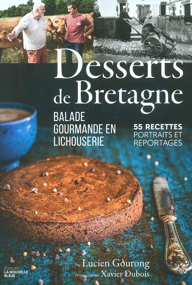Desserts de Bretagne BALADE GOURMANDE (フランス・ブルターニュ)