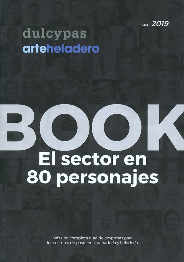 dulcypas 464 BOOK El sector en 80 personajes (スペイン)