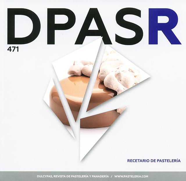 dulcypas 471 Recetario de pasteleria (スペイン)