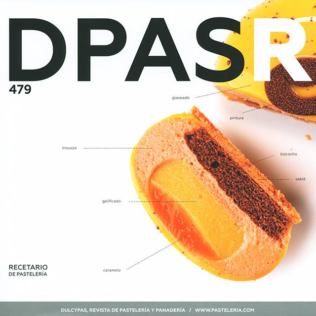 dulcypas 479 Recetario de pasteleria (スペイン)