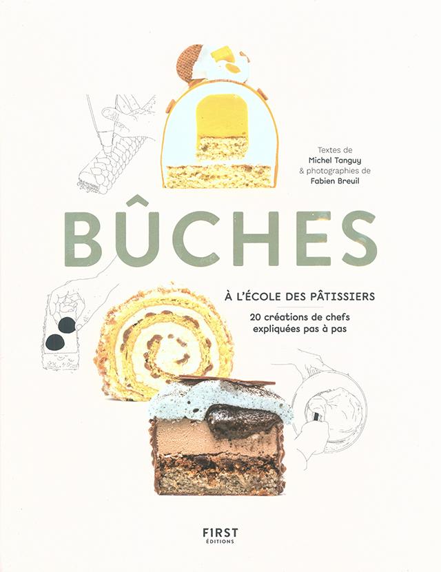 BUCHES  A ECOLE DES PATISSERIES (フランス)