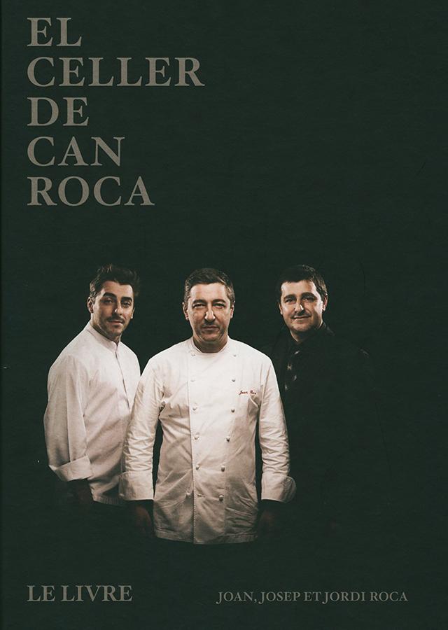 EL CELLER DE CAN ROCA (スペイン・カタルーニャ) new edition フランス語版