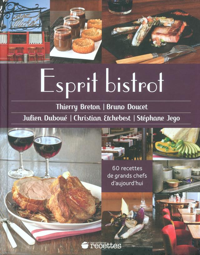 Esprit bistrot recettes (フランス・パリ)