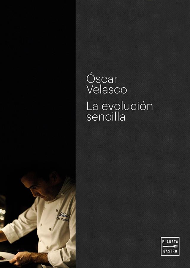 Oscar Velasco La evolucion sencilla (スペイン・マドリード)
