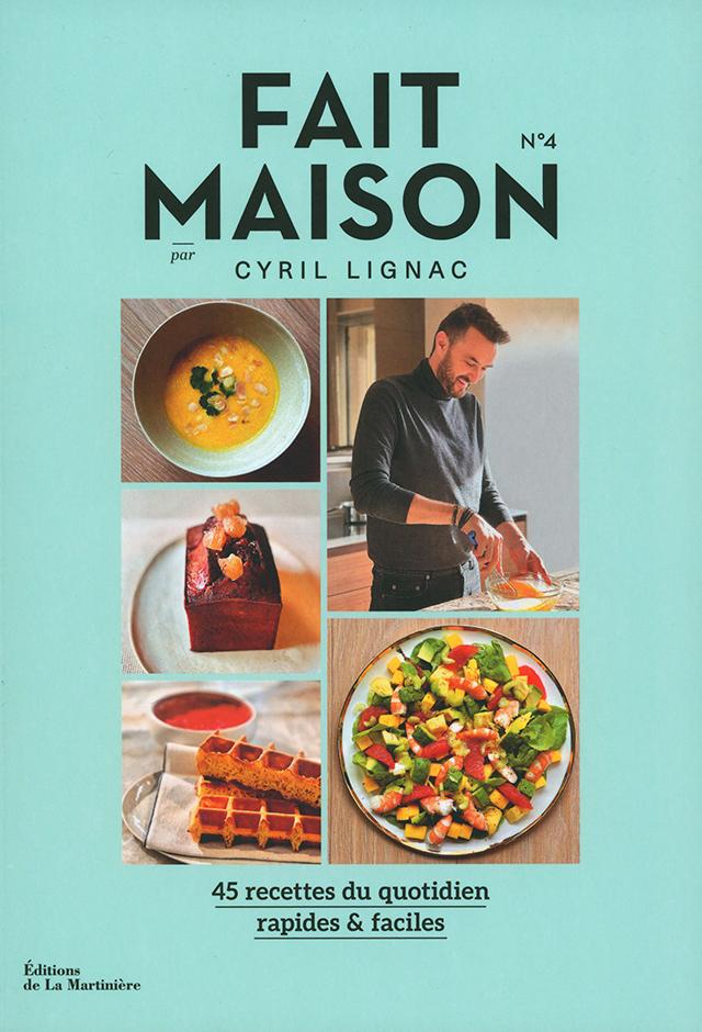 FAIT MAISON par CYRIL LIGNAC N'4 (フランス・パリ)