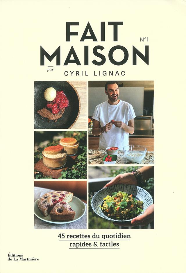 FAIT MAISON par CYRIL LIGNAC N'1 (フランス・パリ) 傷みあり
