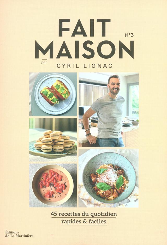 FAIT MAISON par CYRIL LIGNAC N'3 (フランス・パリ)
