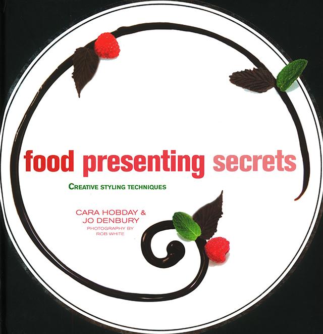 food presenting secrets (イギリス・ロンドン)
