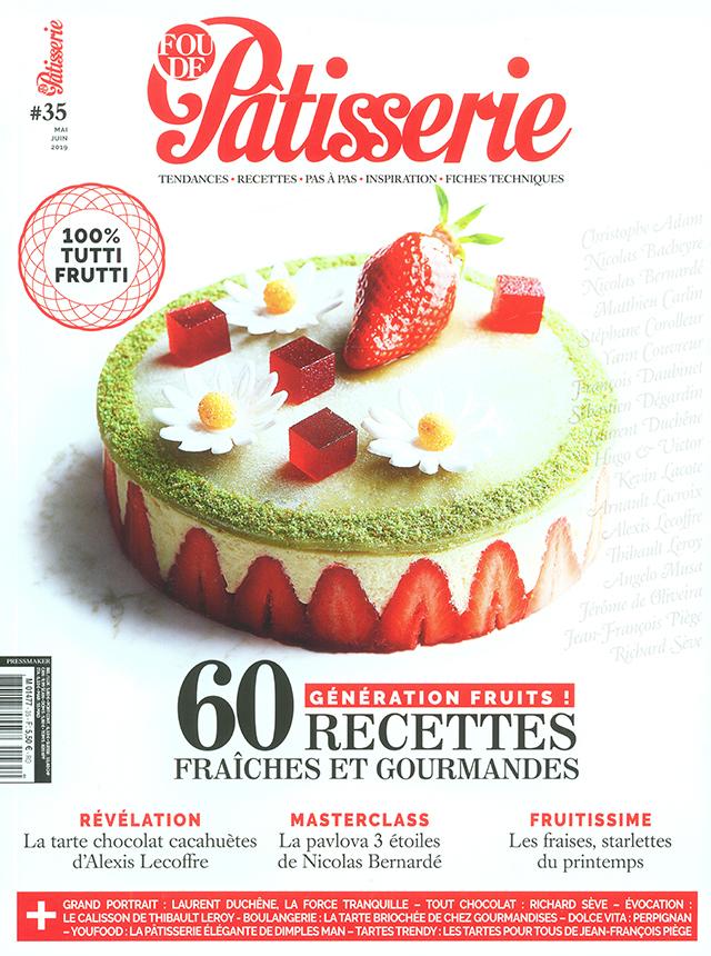 FOU DE Patisserie #35
