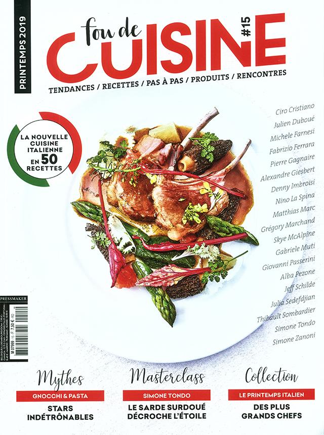 FOU DE Cuisine #15