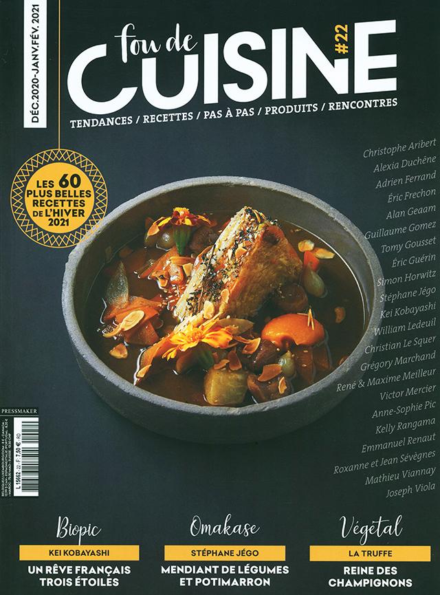 FOU DE Cuisine #22