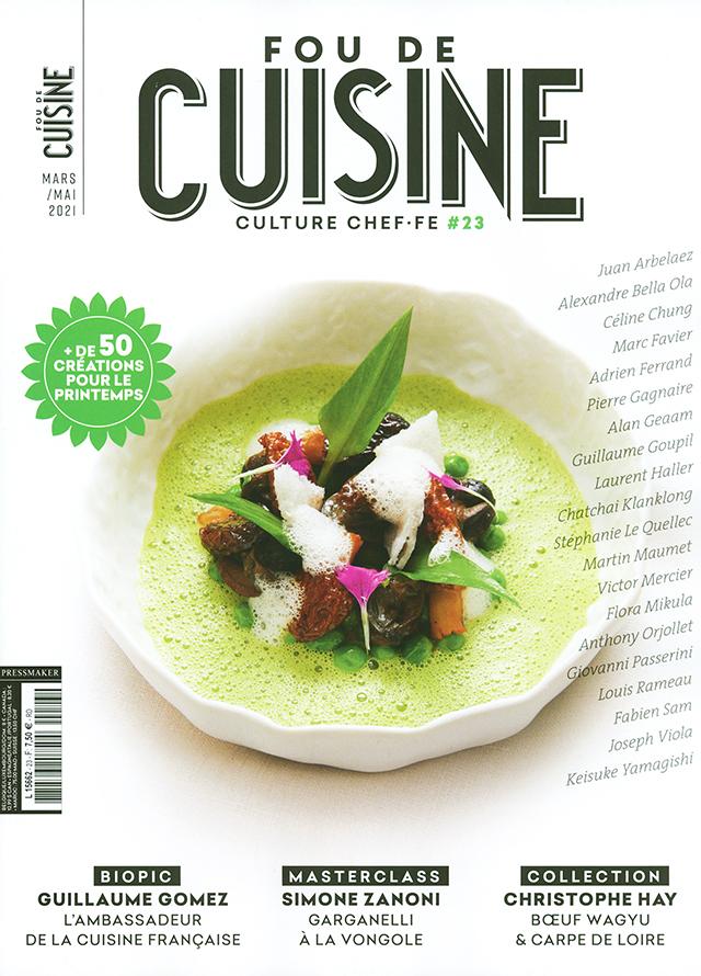 FOU DE Cuisine #23