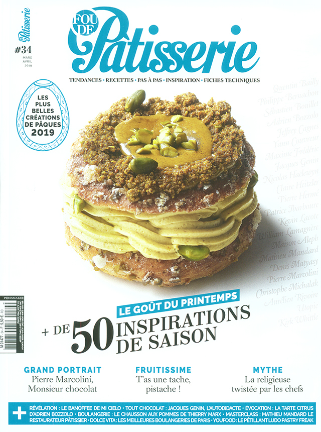 FOU DE Patisserie #34